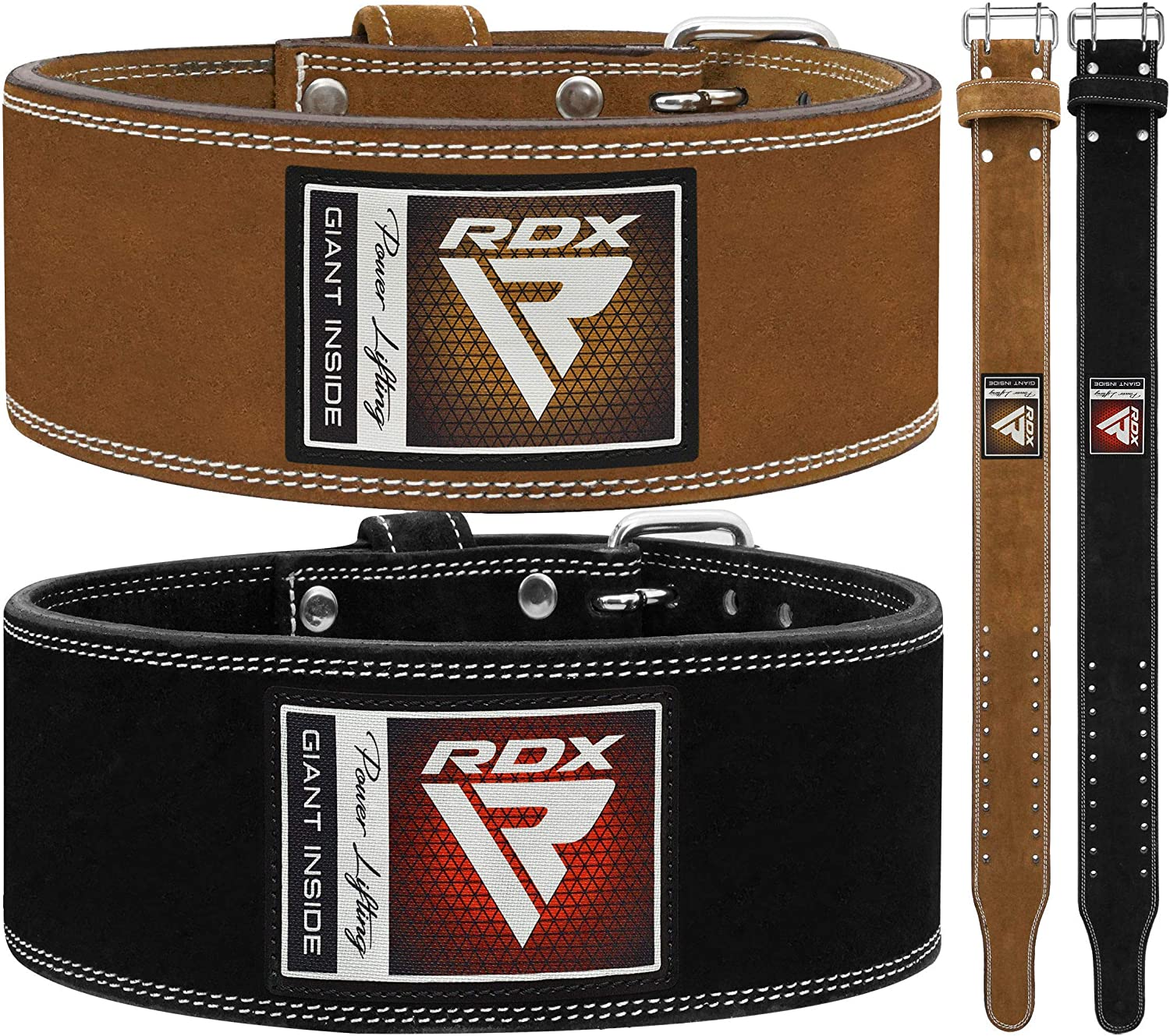 RDX Weight Lifting Belt Back Support PowerLifting Gym /& Training Fitness CA