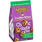 Annie's Homegrown Cookie Bites, Chocolate Chip, 5.5 Ounce