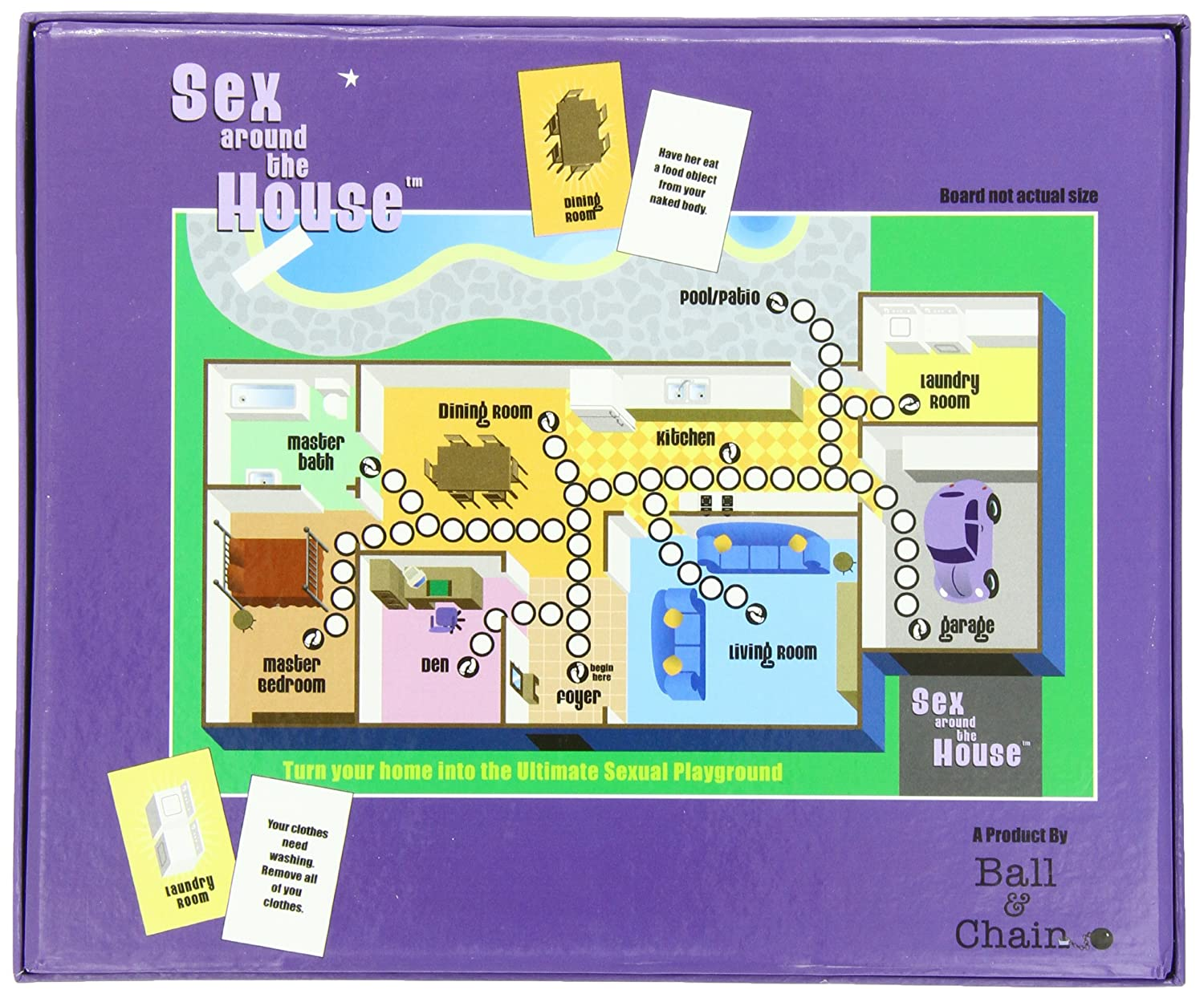 Around house sex