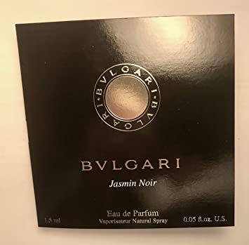 8613229ff11 Image Unavailable. Image not available for. Color  Bvlgari Jasmin Noir L  Essence ...