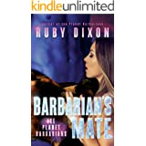 Barbarian's Mate: A SciFi Alien Romance (Ice Planet Barbarians Book 7)