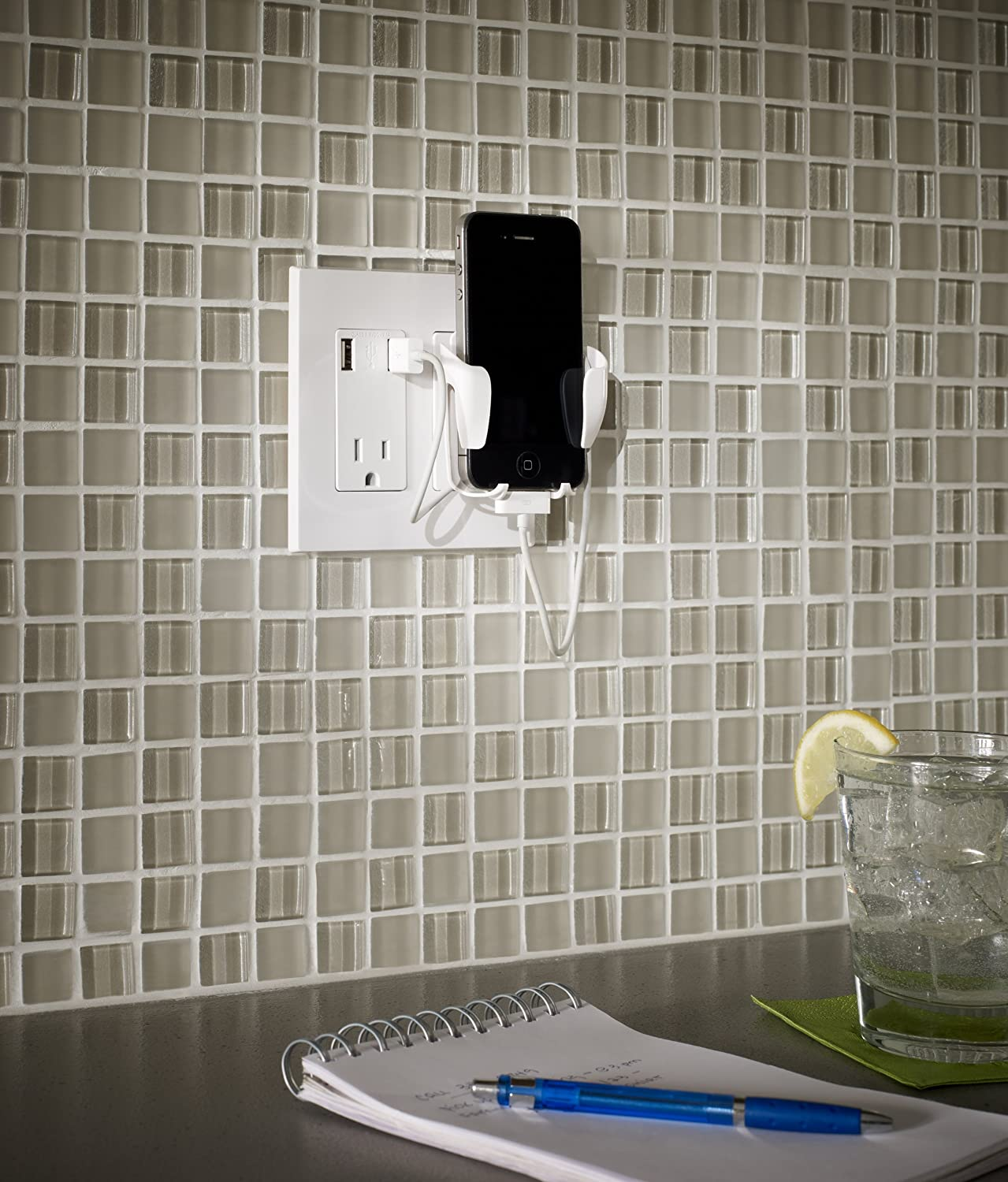 Leviton T5830 T High Speed Usb Charger Tamper Resistant Receptacle With Electrical Outlet Blacktr7740bkbox The Home Depot 20 Amp 125 Volt Light Almond Power Strips And Multi Outlets