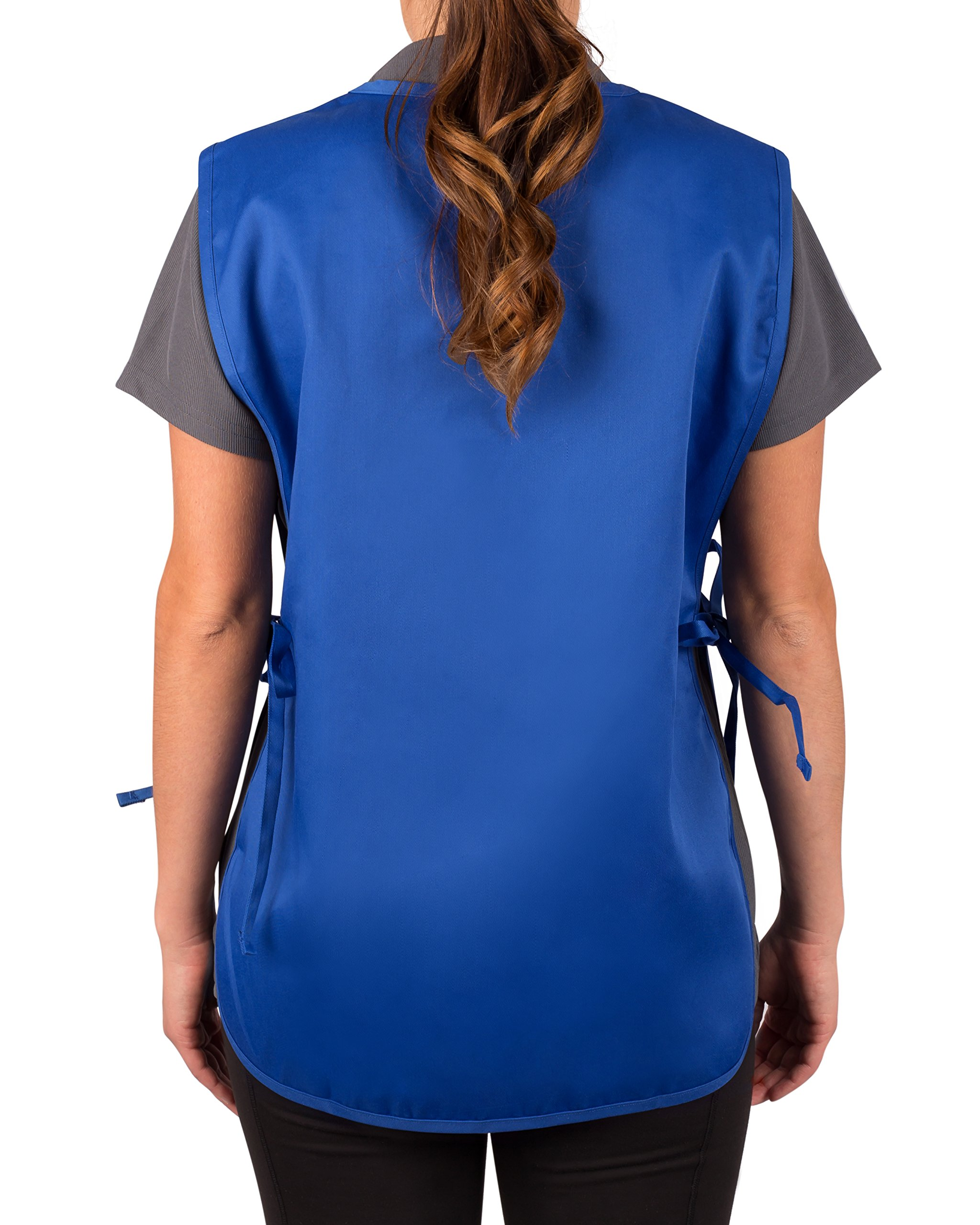 Royal Blue Cobbler Apron, Pack of 36 by KNG (Image #2)