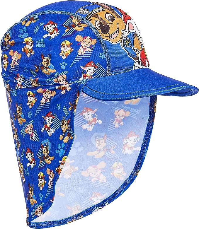 Piscina Berretto Sole da 18 Mesi Mare Regalo Bimba Abbigliamento da Bagno Peppa Pig Cappellini da Sole per Bambini Cappellino con Visiera Cuffia Nuoto Bambina Unicorno Protezione Solare Anti UV