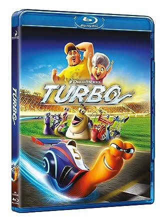 turbo (blu-ray+dvd) blu_ray Italian Import