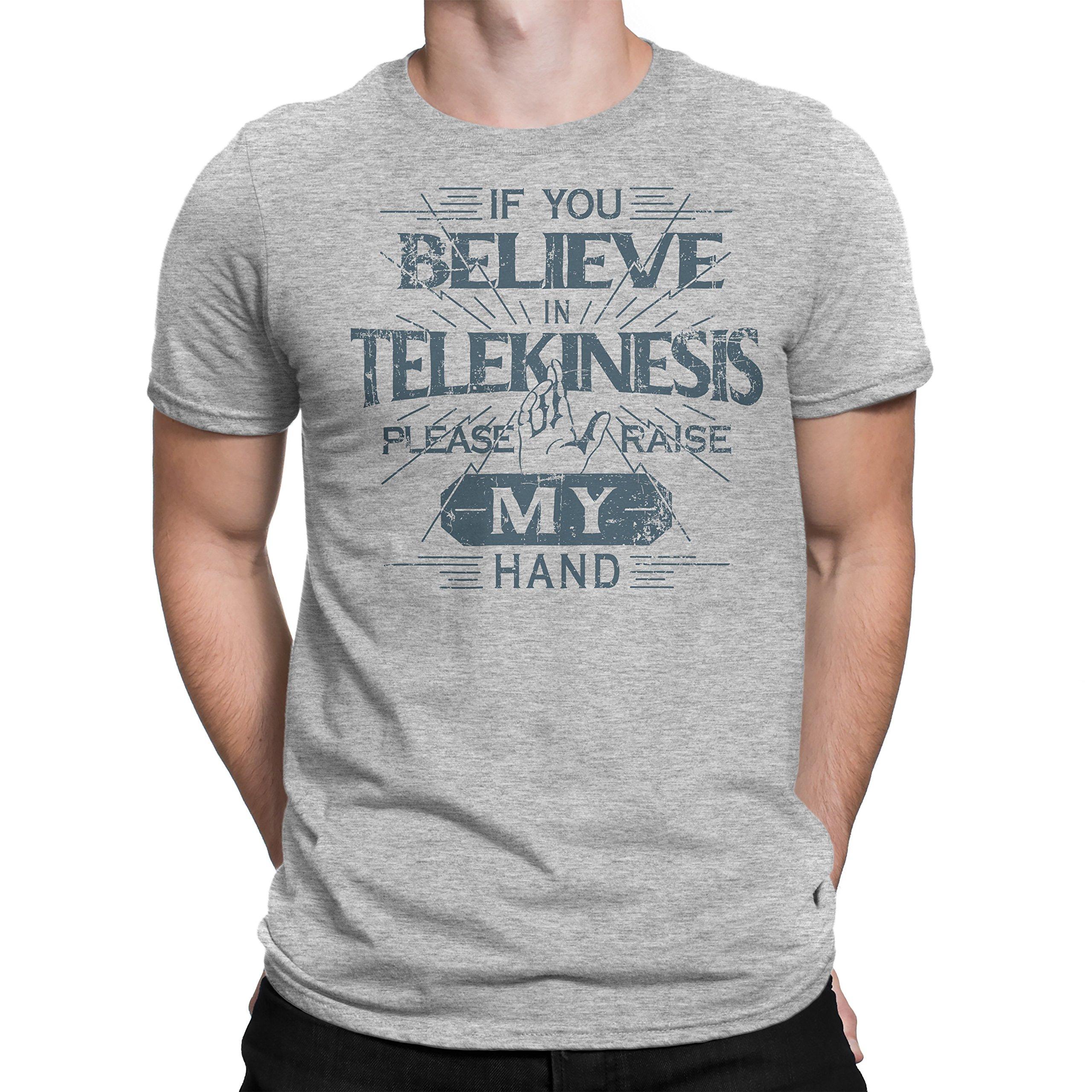 cdefc806 Cellblock 1138 Spiderman: Homecoming Inspired If You Believe in  Telekinesis. Shirt