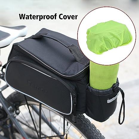 femor caja portaequipajes de bicicleta bolsa almacenaje doble ...