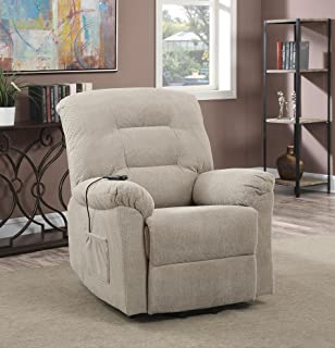 bdac52df398 Amazon.com  American Furniture Upholstered Rocker Recliner (Olive ...