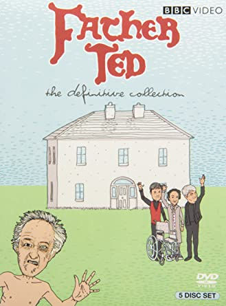 amazon com father ted the definitive collection various movies tv