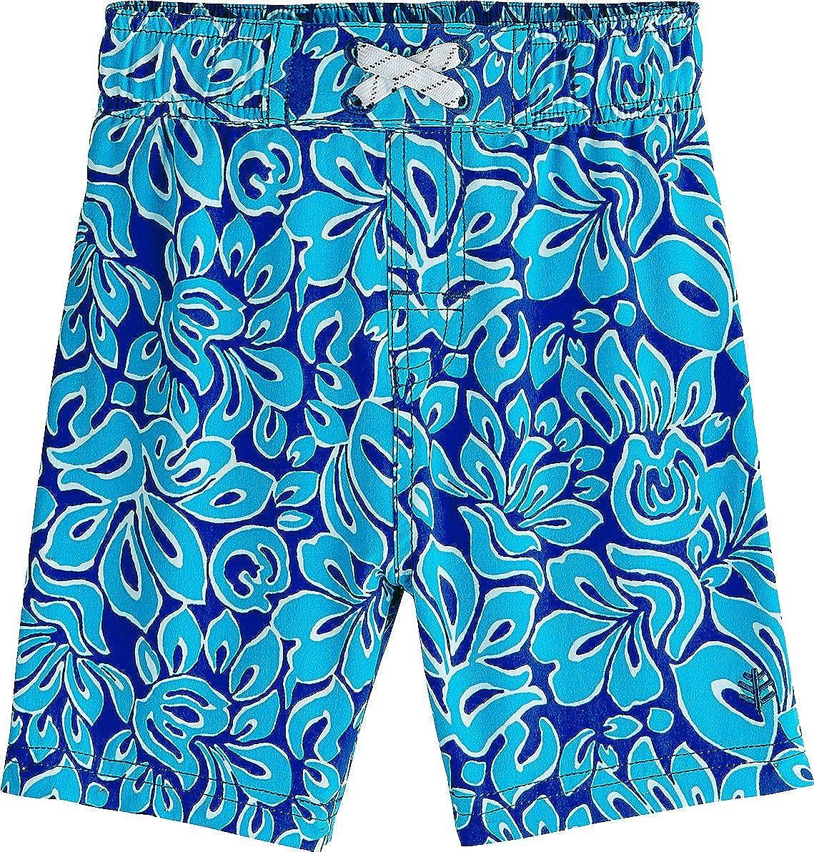b5c1883c5d4 Amazon.com  Coolibar UPF 50+ Baby Boys  Island Swim Trunks - Sun Protective   Clothing