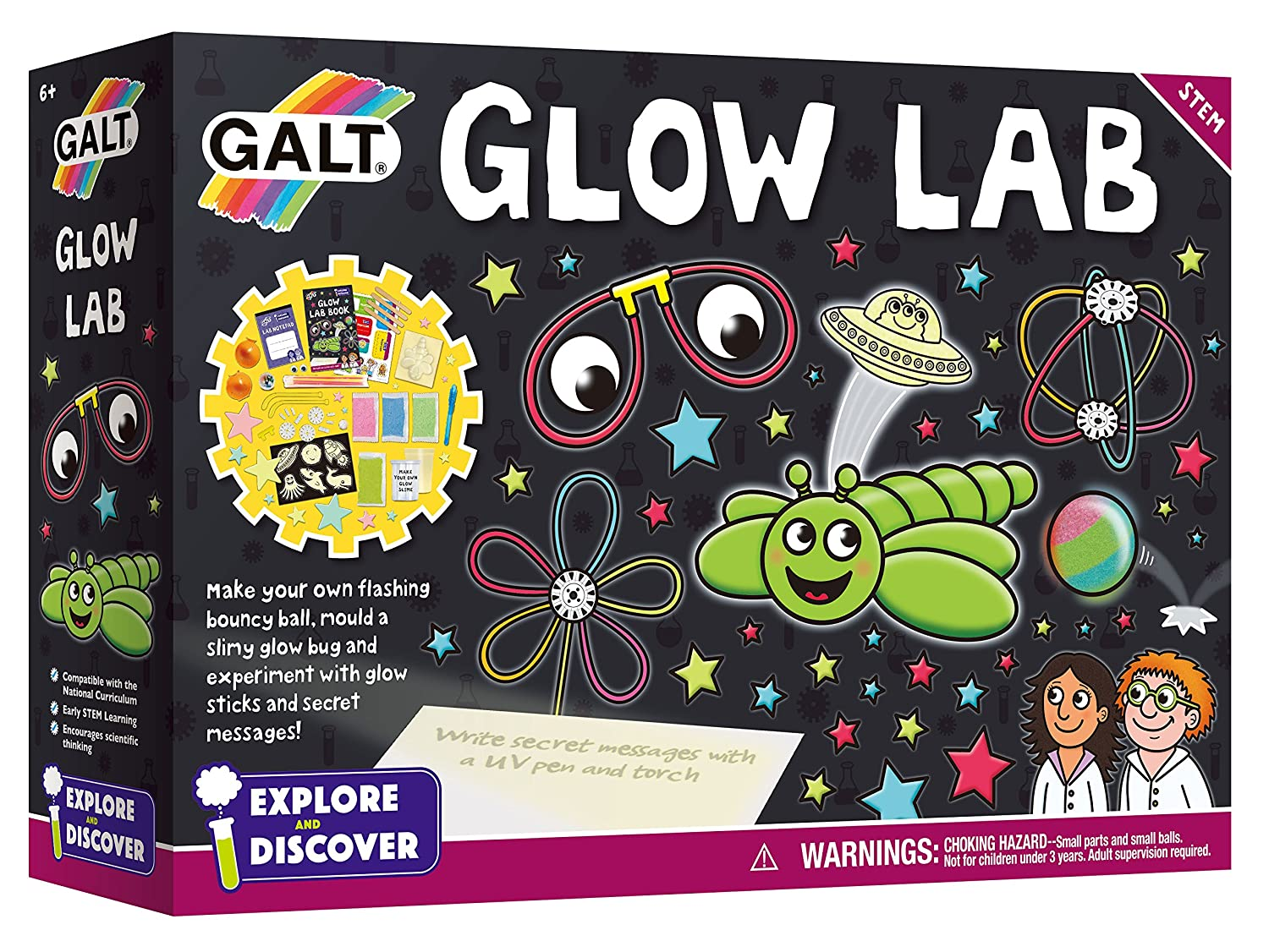 Image result for image of galt glow lab