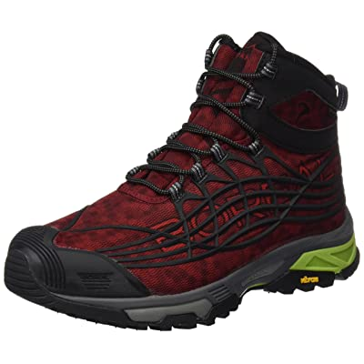 Boreal Climbing Boots Mens Lightweight Hurricane Rojo 7 Red 45012: Sports & Outdoors