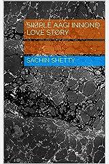 Simple Aagi Innond Love Story Kindle Edition