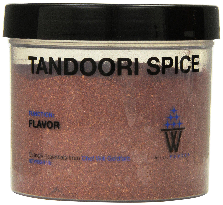 WillPowder Tandoori Spice, 16-Ounce Container