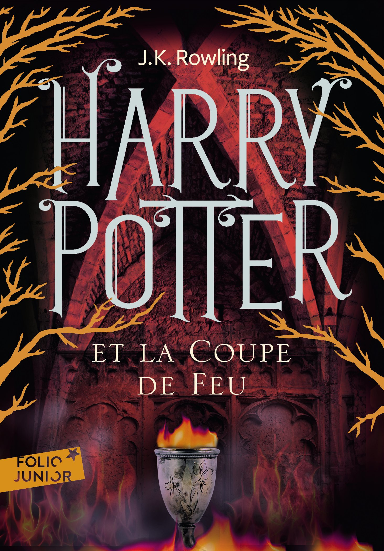 Harry Potter Et La Coupe De Feu Folio Junior Ed Amazon Co