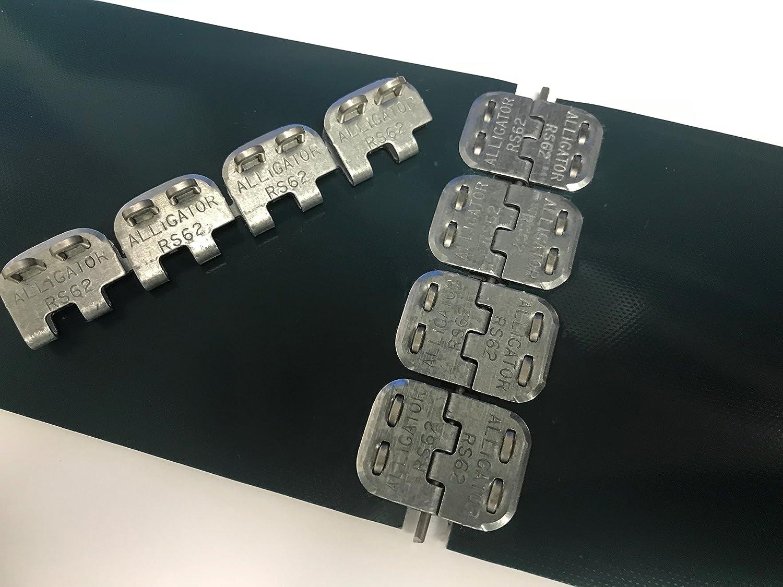 Amazon.com: Flexco 54488 – Alligator RS62 grapa cordones 24 ...