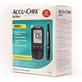 Roche Accu-Chek Active With 10S Free Sugar Level Testing Care Machine For Men Old Age Women Senior Citizen