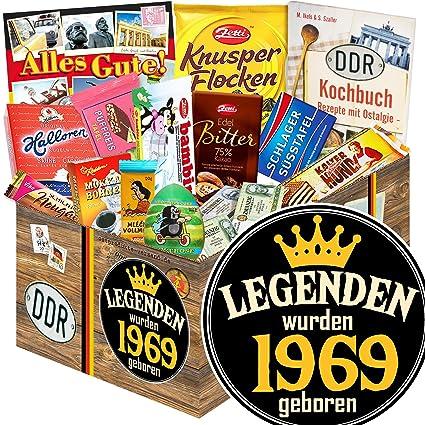 Legenden 1969 Ddr Schokoladen Set L Geschenke 50 Geburtstag