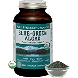 Pure Synergy Organics Blue Green Algae Pure Klamath Crystals Powder 3.2oz by The Synergy Company