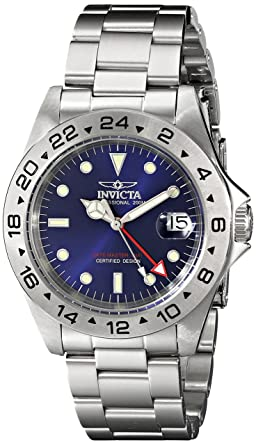 Invicta Mens 9400 Pro Diver Collection G.M.T. Watch