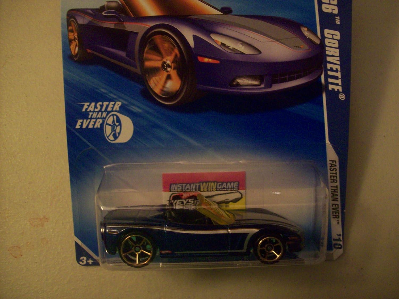 Hot Wheels Faster Than Ever C6 Corvette Corvette Corvette by Hot Wheels f0c28d