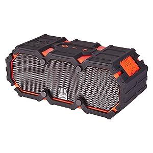 Altec Lansing LifeJacket Next Generation Ultra Portable Wireless Bluetooth Speaker : Waterproof, Sandproof, Floats