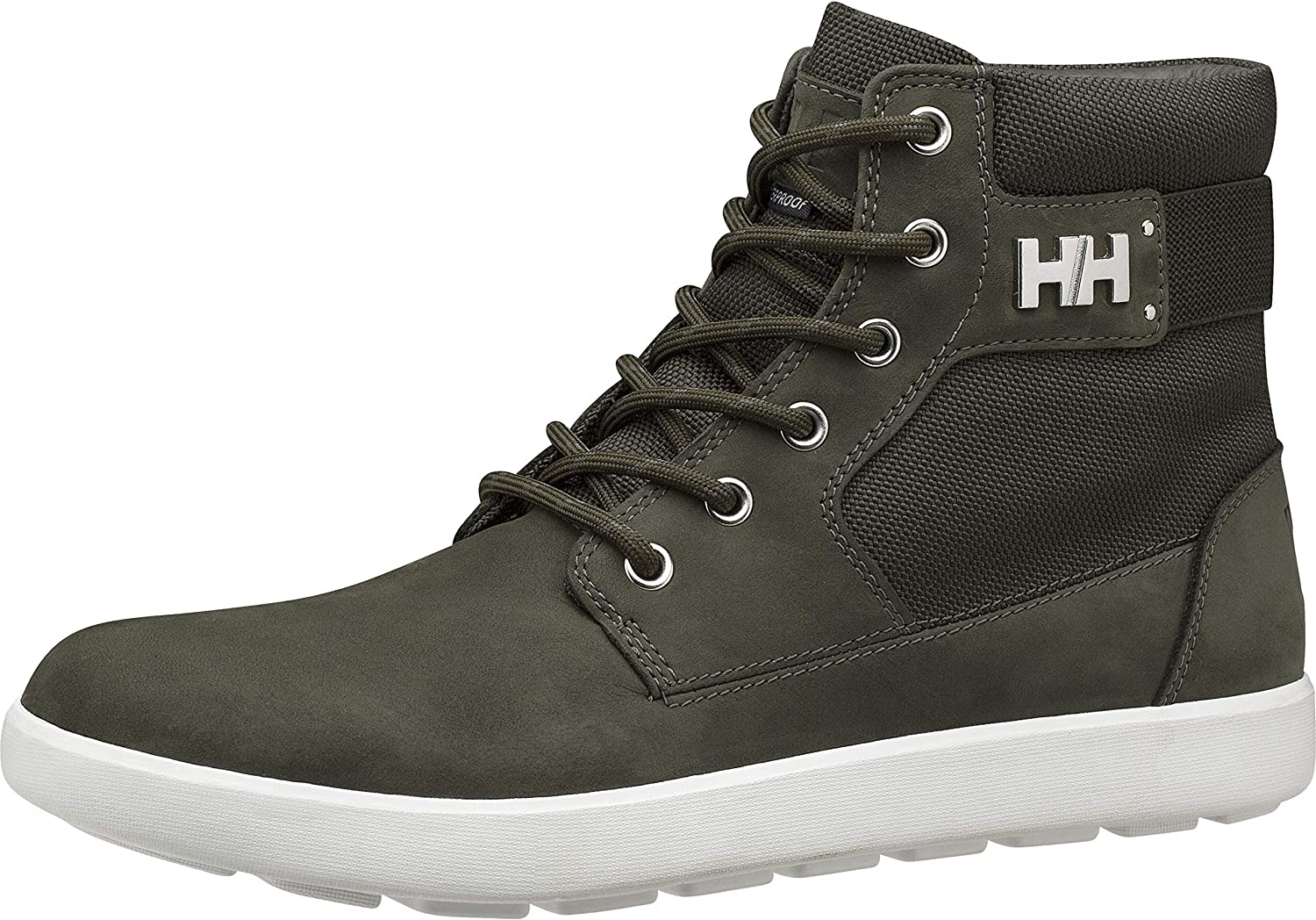 Helly-Hansen Women s Low Rise Hiking Boots, Multicolour Forest Night Off White 000