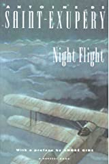 Night Flight (Harbrace Paperbound Library, Hpl63) Kindle Edition