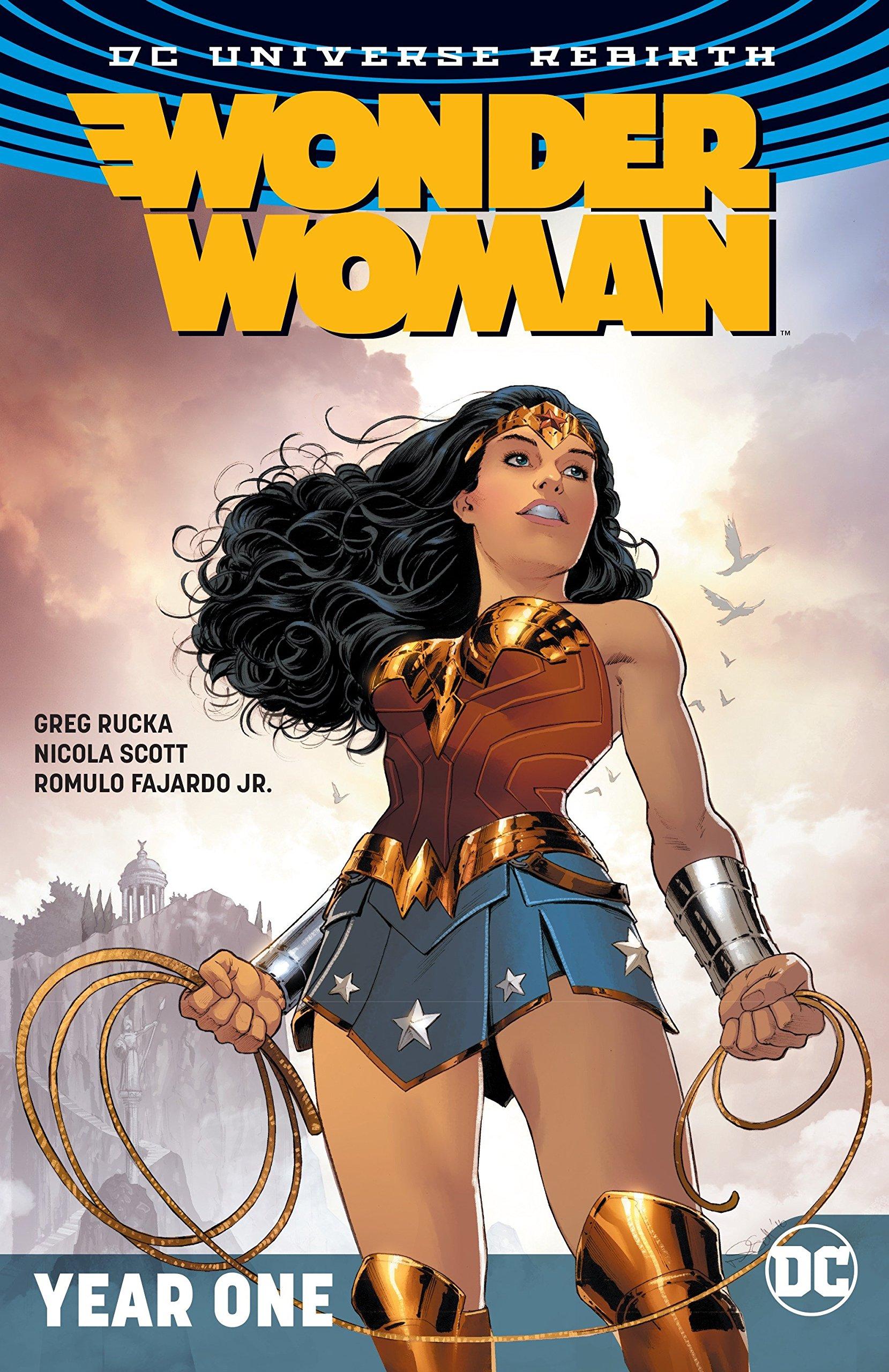 Wonder Woman Vol. 2: Year One (Rebirth) (Wonder Woman: DC Universe Rebirth, Band 2)