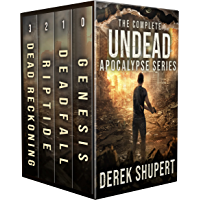 The Complete Undead Apocalypse Series (A Post Apocalyptic Survival Thriller, Books 0-3) (English Edition)