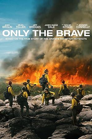 Amazon com: Only The Brave (2017) (2 Discs) (4K + Blu-ray +