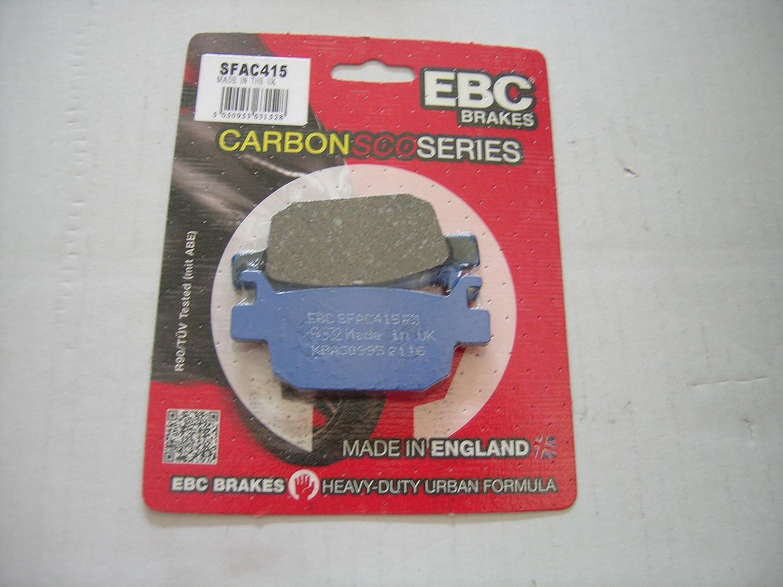 EBC Bremsbel/äge Scooter Bremsbel/äge organisch