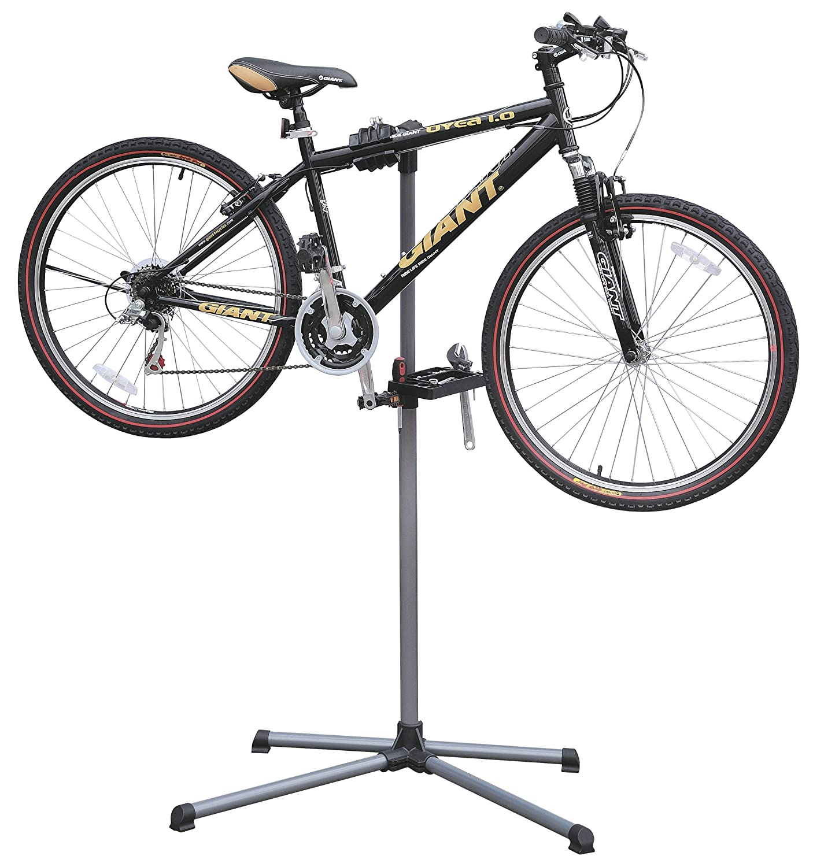 Nuevo hogar mecánico Pro bicicleta plegable profesional soporte para reparar banco de trabajo con bandeja para herramientas altura ajustable: Amazon.es: ...