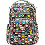 Ju-Ju-Be Hello Kitty Collection Be Right Back Backpack Diaper Bag, Hello Friends