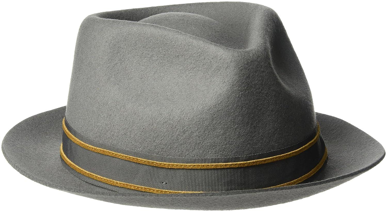 Goorin Bros. Mens Homer Alaska Wool Fedora Hat Goorin Bros Mens 100-0099