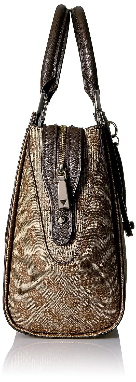 Damen Hwsg6786060 Shopper, Braun (Marrone), 10.5x18x24 cm Guess
