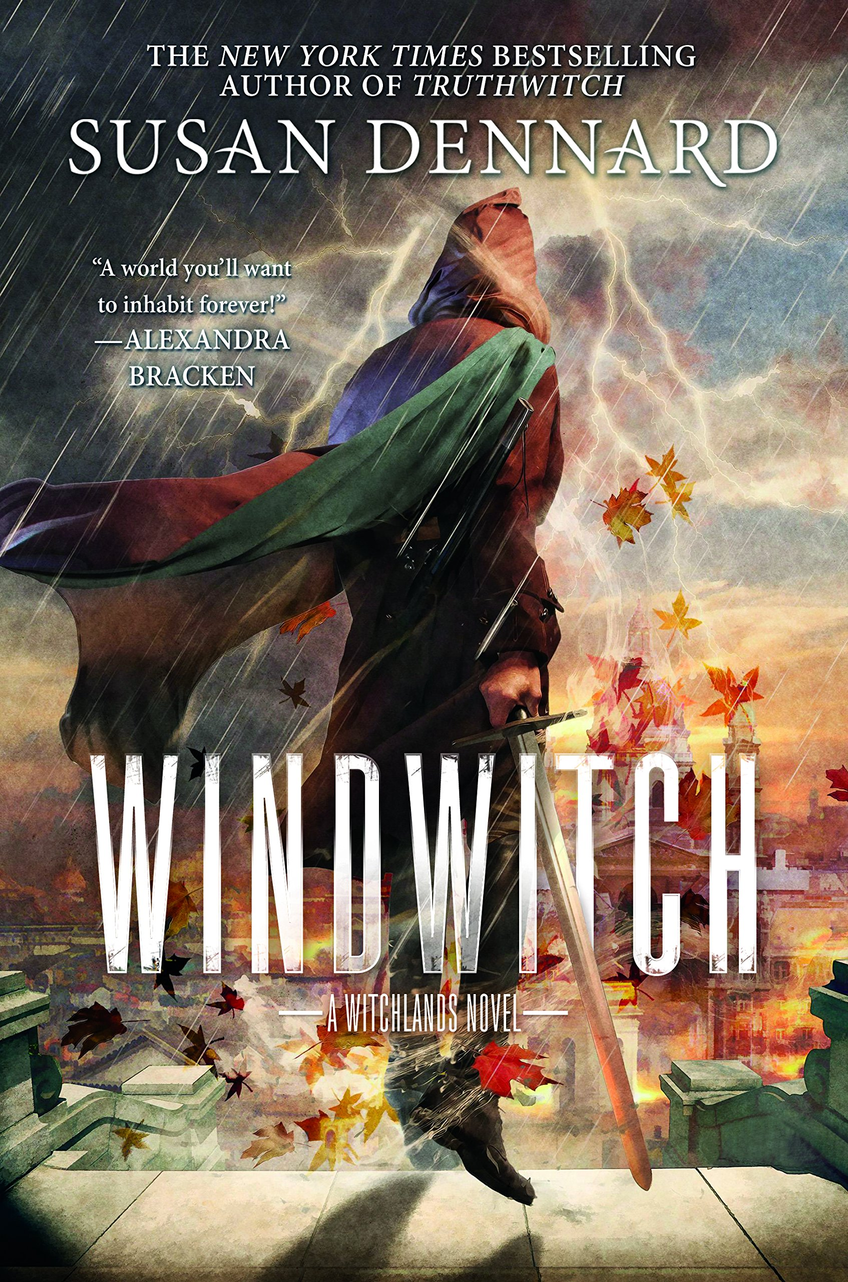 Windwitch: A Witchland Novel (Witchlands)