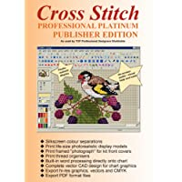 Cross Stitch Professional Platinum Publisher - design software for Windows