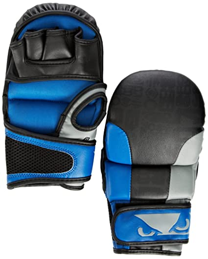 Amazon.com   Bad Boy Legacy Safety MMA Gloves - Black   Boxing And ... 8e06c9dbb40c5
