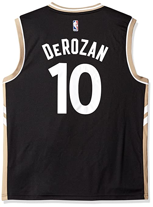 273a1486516 Amazon.com   NBA Toronto Raptors DeMar DeRozan  10 Men s Replica ...