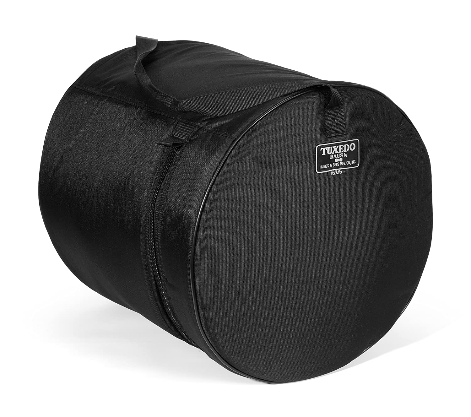 Humes & Berg TX607 14 X 16-Inches Tuxedo Floor Tom Drum Bag