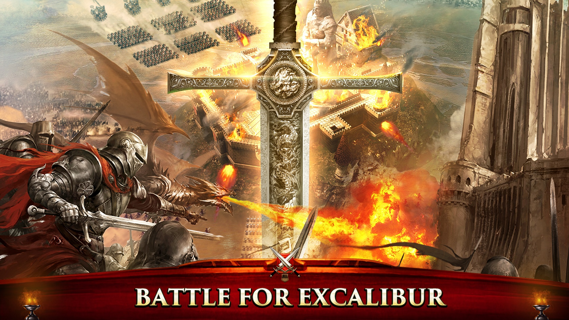 Amazon com: King of Avalon: Dragon Warfare: Appstore for Android