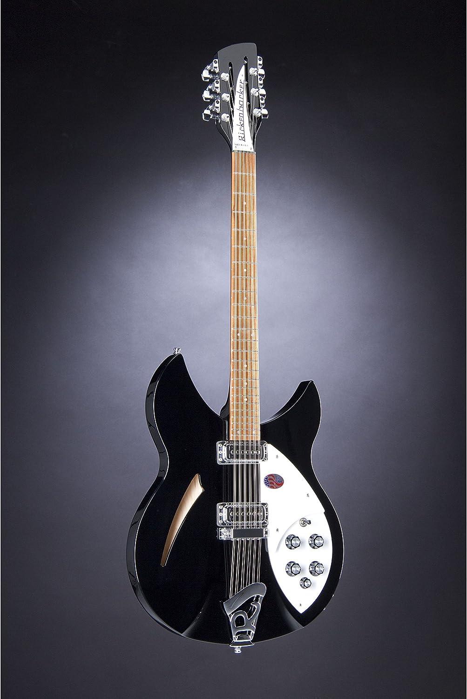 Rickenbacker rn3312jg S de guitarra 330/12 jetglo: Amazon.es ...
