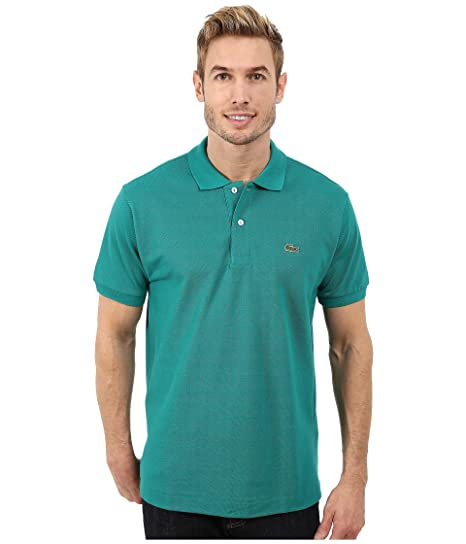 dcef598d76 Lacoste Men's Pique L.12.12 Original Fit Polo Shirt-Past Season