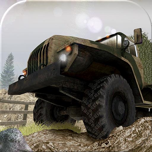 mud trucks - 1