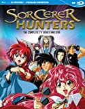 Sorcerer Hunters: Complete Series [Blu-ray]