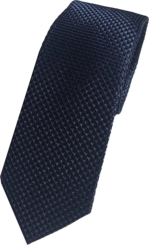 Pietro Baldini - corbata structura diamante - corbatas de hombre finas