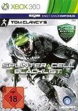 Splinter Cell Blacklist XB360 Special inkl Upper Echolon Pack