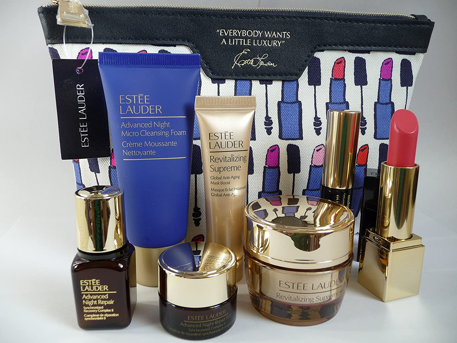 Estee Lauder Revitalizing Supreme und Advanced Night Repair und Make ...