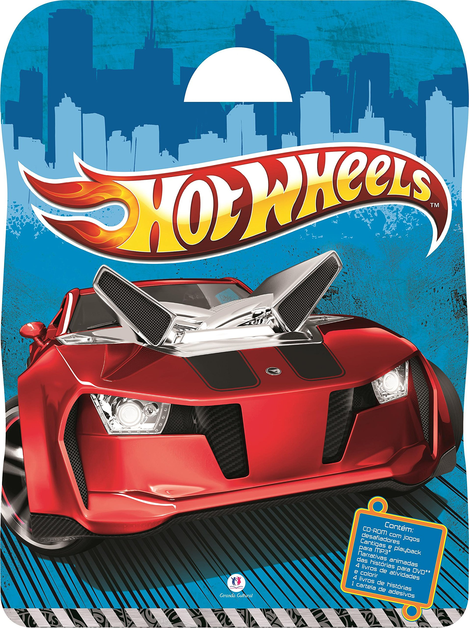 Maleta Hot Wheels (Portuguese Brazilian) Paperback – 2000